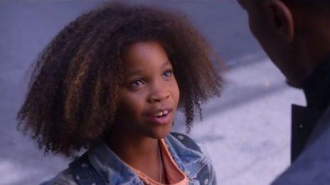 Extended Movie Trailer: 'Annie' (Starring Quvenzhané Wallis, Jamie Foxx, & Cameron Diaz)