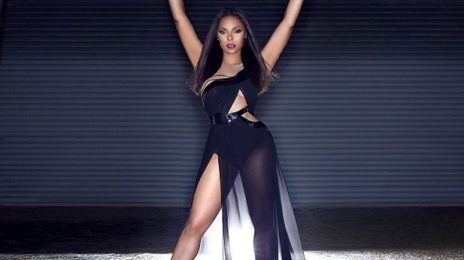 Watch: Ashanti Wows With 'Star Spangled Banner'
