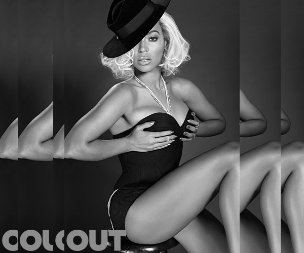 beyonce out Beyonce Bares All For OUT / Urges Women To Own Sexuality
