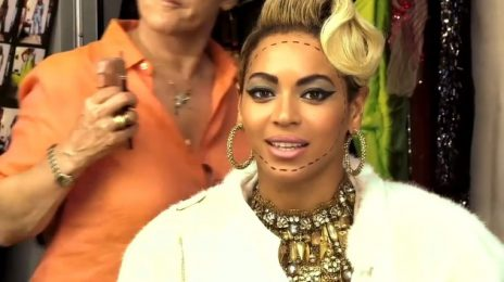 Behind The Scenes: Beyonce - 'Pretty Hurts'