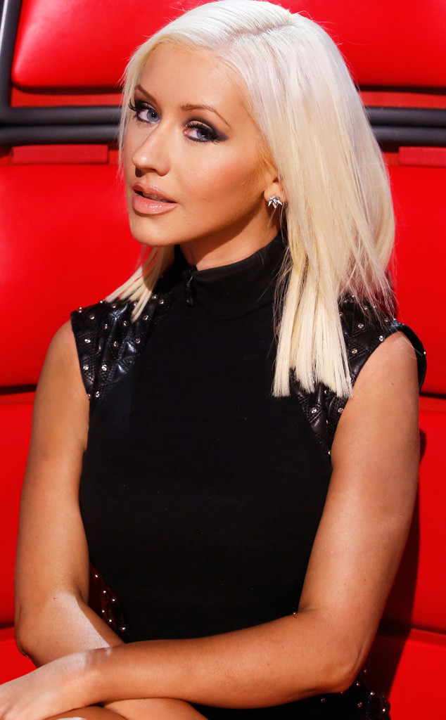christina aguilera that grape juice 2014 3 Finally: Christina Aguilera Confirms New Album