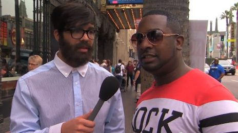 Hilarious: Drake Asks People About Himself...In Disguise (Video)