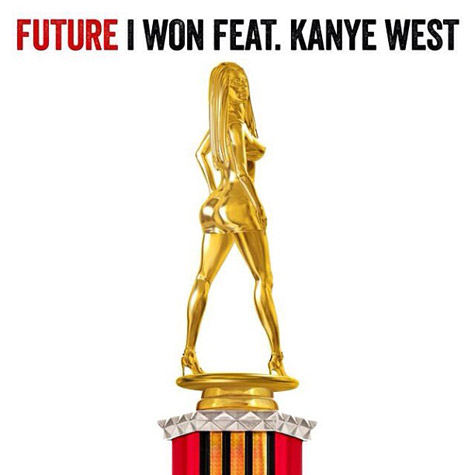 future i won New Song:  Future ft. Kanye West   I Won