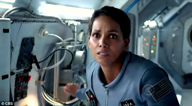 halle berry extant First Look: Halle Berrys New TV Show Extant
