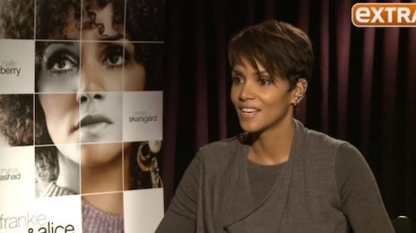 Watch: Halle Berry Dishes On New Movie, New TV Show, & New Baby