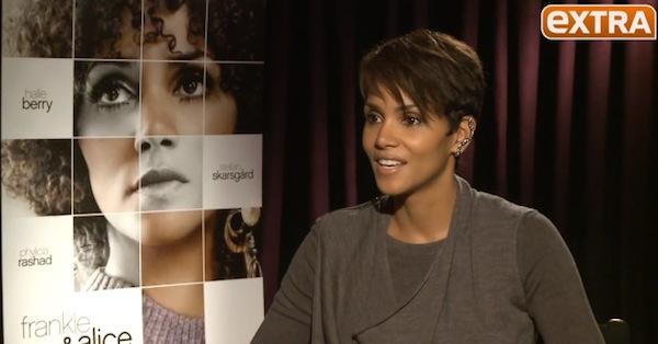 halle berry thatgrapejuice Watch: Halle Berry Dishes On New Movie, New TV Show, & New Baby