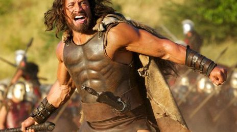 Teaser: 'Hercules  (Starring Dwayne 'The Rock' Johnson)'