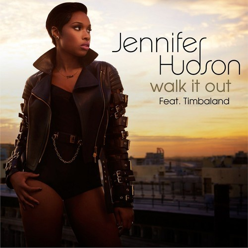 jennifer hudson walk it out Behind the Scenes: Jennifer Hudson & Timbaland Record Walk It Out