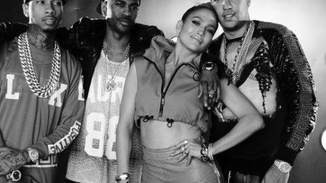 New Song: Jennifer Lopez - 'I Luh Ya Papi (Remix) (ft. Big Sean, Tyga, & French Montana)'