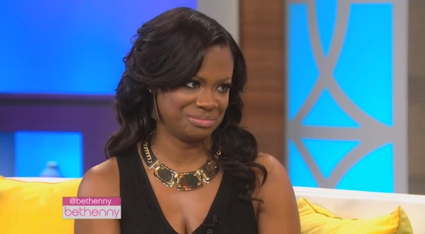 kandi burruss rhoa Watch: Kandi Dishes On Porsha vs Kenya, Mama Joyce, Wedding, & More
