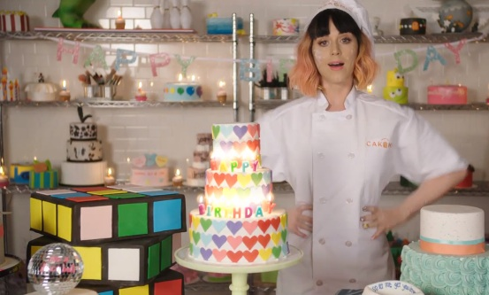 katy perry birthday thatgrapejuice Lyric Video: Katy Perry   Birthday