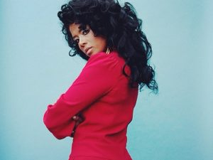 kelis that grape juice entertainment FOOD 2014 300x225 Watch: Kelis Takes Jerk Ribs To Letterman (Full Performance)