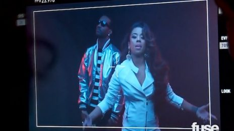Behind The Scenes: Keyshia Cole - 'Rick James' Video