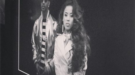 Hot Shot: Keyshia Cole Shoots 'Rick James' Video