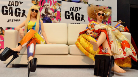 Lady GaGa's 'Monsters' Take On...Chart News
