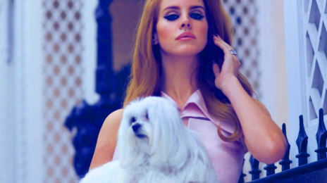 Lana Del Rey Unlocks New Single Title...'West Coast'