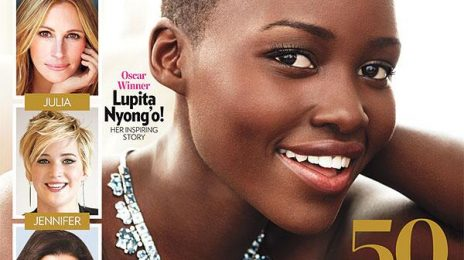 """Lupita Nyong'o Named PEOPLE's """"Most Beautiful Person In The World"""""""