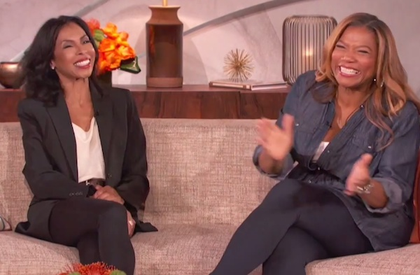 mama pope khandi queen latifah Scandals Mama Pope (Khandi Alexander) Visits The Queen Latifah Show