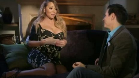 "Mariah Carey Talks New Album, ""Dem Babies"", & More With 'ET Canada'"