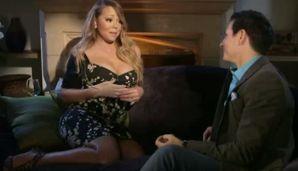 mariah carey et canada Mariah Carey Talks New Album, Dem Babies, & More With ET Canada