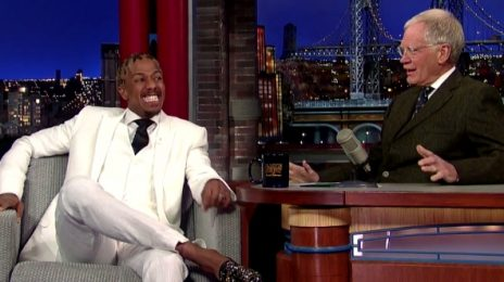 Watch: Nick Cannon Dishes On 'White People Party Music' & Fatherhood On 'Letterman'