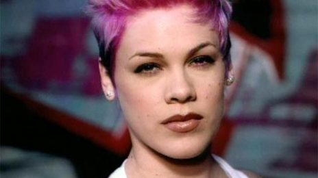 From The Vault: Pink - 'You Make Me Sick'