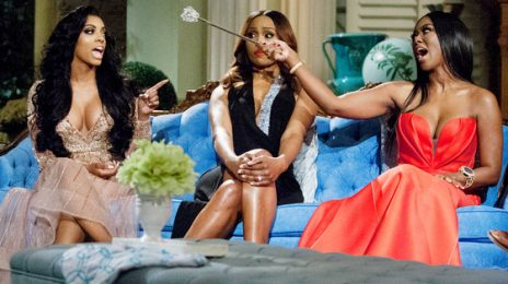 'The Real Housewives Of Atlanta' Reunion Delivers Record-Breaking Ratings