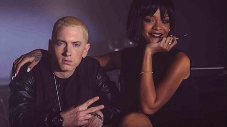 Watch: Rihanna & Eminem Perform 'The Monster' At MTV Movie Awards 2014