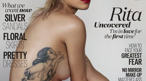Rita Ora Covers 'Elle' Magazine / Reflects On Debut Album