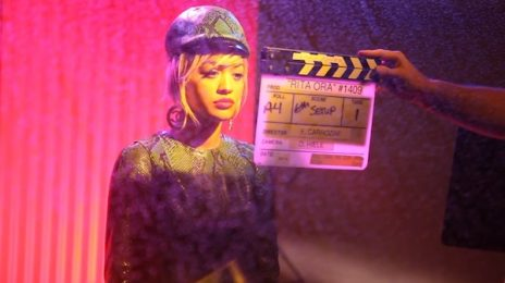 Behind The Scenes: Rita Ora - 'I Will Never Let You Down' Video