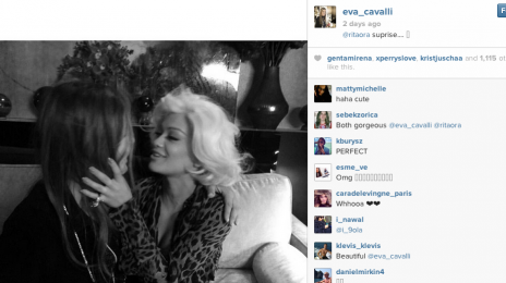 Rita Ora Inks Lucrative 'Roberto Cavalli' Deal Ahead Of US Debut
