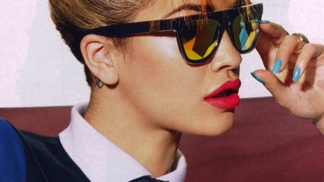 Rita Ora Talks Fashion Icon Status, Pop Sisterhood And 'Fifty Shades Of Grey'