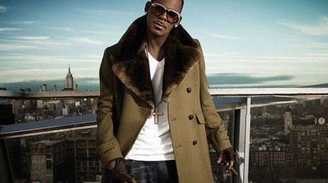 R. Kelly Readies Three New Albums For 2014 Release