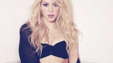 Watch: Shakira Brings Her 'Empire' To 'The Voice' (Performance)