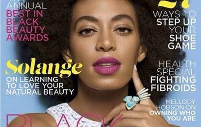 Solange Stuns For 'Essence'