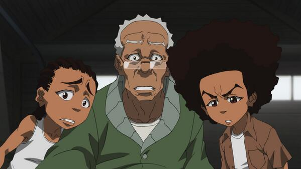 the boondocks season 4 tgj The Boondocks Returns; Reactions Mixed