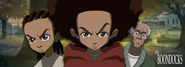the boondocks season 4 tgj1 600x218 Sneak Peek: The Boondocks (Season 4 / Episode 2)
