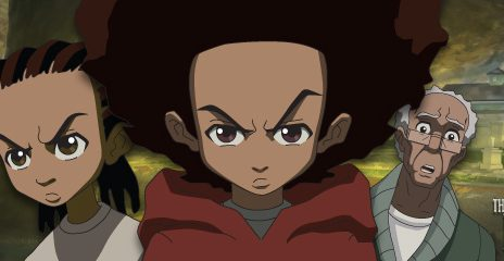 Extended Preview: The Boondocks (Season 4)