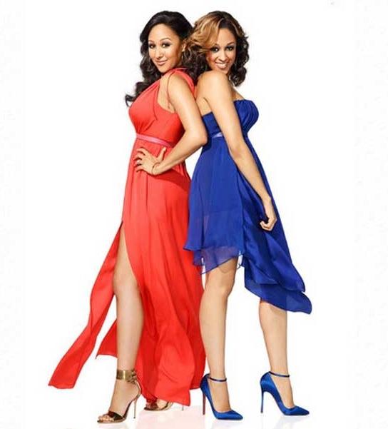 tia tamera  Tia & Tamera Mowry Reveal Post Sister Sister Struggles