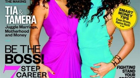 Tia & Tamera Mowry Cover EBONY / Celebrate 20 Years Of 'Sister Sister'