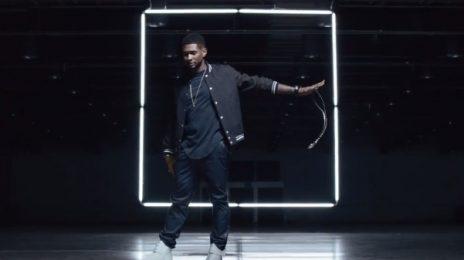Usher Unwraps 'Good Kisser' Video Teaser & Cover