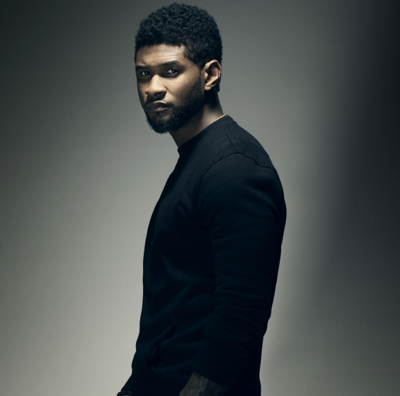 usher that grape juice entertainment 2014 10 Usher Puckers Up For New Single...Good Kisser