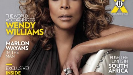 Wendy Williams Covers UPTOWN / Talks Career, Racism, & More