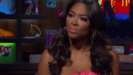 Watch: Kenya Moore Weighs In On Porsha Williams Feud And New Single 'Flatline'