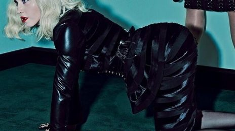 Must See: Katy Perry & Madonna Rock 'V' With Joint Spread