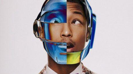 New Song: Pharrell Williams - 'Smile'