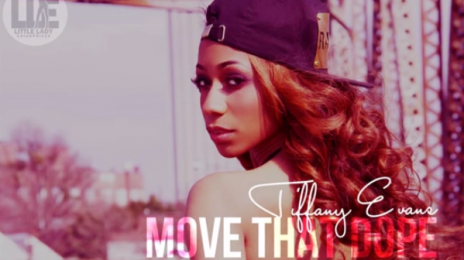 New Video:  Tiffany Evans - 'Move That Dope (Remix)'