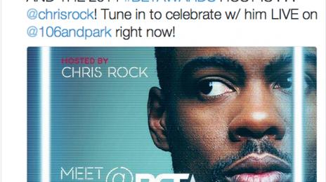 Chris Rock Named Host of 2014 BET Awards