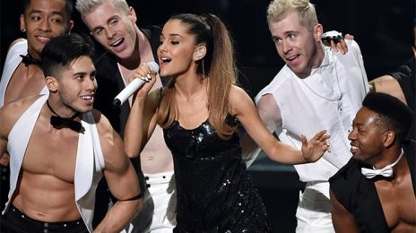 Watch:  Ariana Grande Rocks 'iHeartRadio Music Awards' With 'Problem'