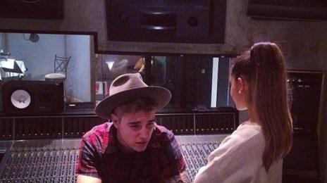 Ariana Grande Confirms Justin Bieber Collaboration